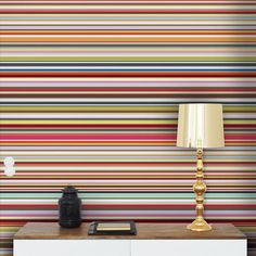 Stripes Wall Art from Mr Perswall