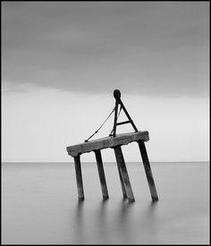 #windlass, #sea, #Bałtyk, #minimalism,