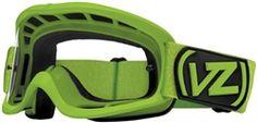 2014 Vonzipper Sizzle Spaceglaze Lime Motocross Off Road Dirt Bike MX Goggle