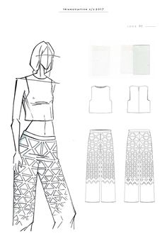 Fashion Sketchbook - fashion illustration; fashion design drawings; fashion portfolio // Aylin Karakoc                                                                                                                                                                                 More