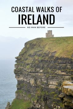9 Stunning Coastal Walks of Ireland | From short walks close to Dublin to multi-day journeys, here's the ultimate list of cliff walks in Ireland.