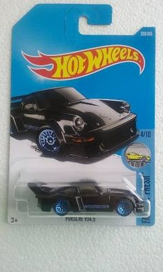 Hot Wheels Porsche