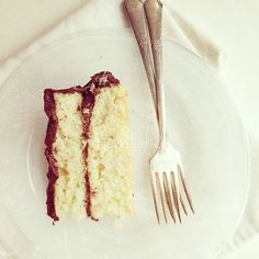 White Zucchini Cake {Three different and fabulous zucchini recipes in this post!}