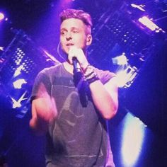 Ryan Tedder of OneRepublic =)
