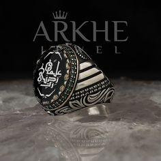 Ethnic Jewelry - Buy Tribal Jewelry, Silver Jewelry and Ethnic Handmad Tribal Jewelry, Silver Jewelry, Allah, Diamond Jewelry, Class Ring, Rings For Men, Handmade Jewelry, Stuff To Buy, Instagram