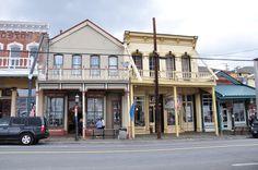 JD's Scenic Southwestern Travel Destination Blog: Virginia City, Nevada!