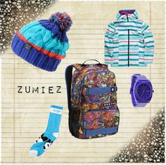 """""""Holiday Gift Ideas"""" by zumiez"""