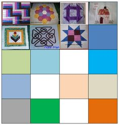 Patchwork en grupo: SAL–ESQUEMA Quilts, Blanket, Blog, Scrappy Quilts, Group, Quilt Sets, Blogging, Blankets, Log Cabin Quilts