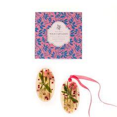 Wild Carnation Botanical Wax Sachets – Body Mind & Soul