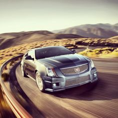 The #Cadillac #CTS-V Coupe #Performance