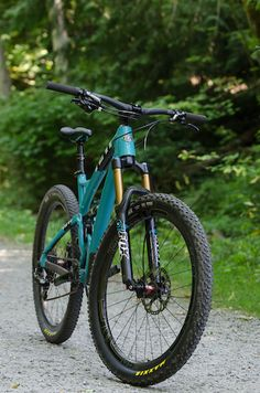Demo'ed this today - Yeti SB5c. Super awesome!