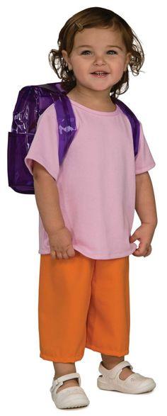 Swiper Dora Costume