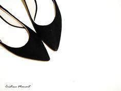 Zapatos de punta! | Cristina Mancort