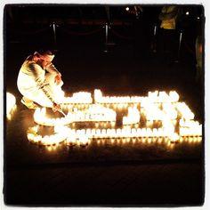 Earth Hour Dubai 2012 via @rashid_almulla