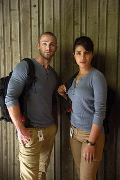 BuddyTV Slideshow | 'Quantico' Episode 3 Photos: Alex Finds Out About Her Father's Past