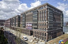 Oostelijke Handelskade in Amsterdam