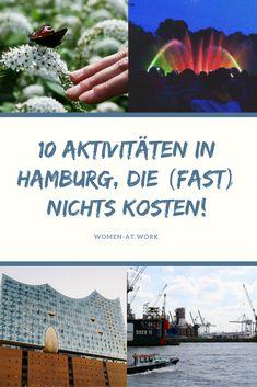 Hamburg gilt als eine der teuerste Städte Deutschlands. Hamburg ist hipp und beliebt. Gerade für Studenten ist die Hansestadt ein beliebtes Ziel. Das meiste Geld geht dabei für die Mieten drauf. Für Aktivitäten bleibt kaum noch Geld übrig. Daher haben wir heute für euch einen Artikel zusammenstellt, mit zehn Aktivitäten in Hamburg, die (fast) nichts kosten!