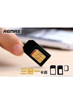 REMAX 4 in 1 simcard adapter