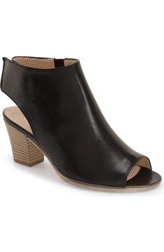 Gabor Open Toe Sandal (Women) available at  Nordstrom Gabor Shoes, Black  Leather e4dd721e3e
