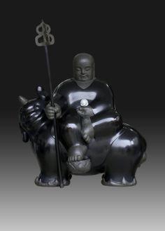 Li Chen Sculpture