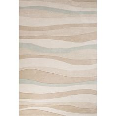 Contemporary Pattern /Blue Area Rug