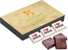 Independence Day  gift ideas   chocolate gift ideas