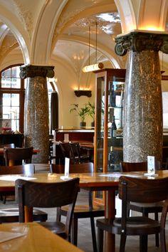 Brasserie Gustav, Antwerp, Belgium Add it to your #BucketList Plan your trip to #Antwerp #Belgium visit www.cityisyours.com