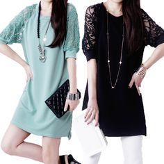 Cheap dresses silk, Buy Quality dress for less prom dresses directly from China dresses leather Suppliers: Freeshipping Quality Plus Size Summer Dress 2015 New Fashion Strapless Lace Loose Dress For Women Clothing vestidos Summer Dresses 2017, Plus Size Summer Dresses, Summer Dresses For Women, 2017 Summer, Dress Summer, Gowns With Sleeves, Short Sleeve Dresses, Hot Dress, Lace Dress