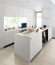 Kitchen cabinet color sample image