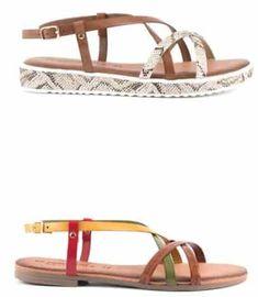 Sandale Damă cu Talpă Joasă Frumoasa |  Beautiful Low-heeled sandals for women - alizera Casual, Shopping, Shoes, Fashion, Moda, Zapatos, Shoes Outlet, La Mode, Fasion