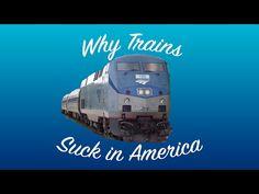 Warum man in den USA fliegt und nicht mit dem Zug fährt! (Video) - http://youhavebeenupgraded.boardingarea.com/2017/03/warum-man-den-usa-fliegt-und-nicht-mit-dem-zug-fahrt-video/