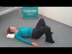 Feldenkrais: Free your Hips Part 2 Hip Replacement Exercises, Back Exercises, Psoas Muscle, Muscle Pain, Hip Pain, Back Pain, Feldenkrais Method, Alexander Technique, Psoas Release