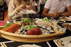 rodízio de comida japonesa em Londrina