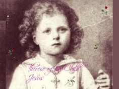 St.Therese of the Child Jesus