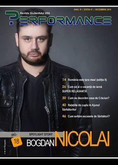 Ediția 47 (decembrie 2015) te așteaptă cu o mulțime de subiecte noi și interesante emoticon smile  Accesează publicația! http://performance.rau.ro/?page_id=3378