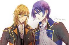 Ren & Masato