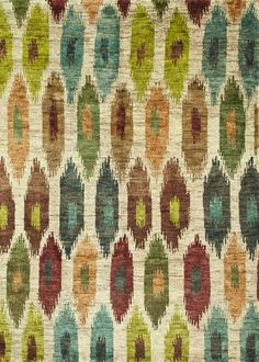 Loloi Rugs Xavier Collection has a plush feel and bright, bold colors. Hand knotted with 100% jute in India. High Point.