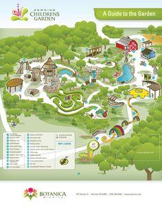 Botanica Map For Web Kansasmaps