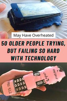 """While we've all had our fair share of """"oops"""" when it comes to technology, but no one has had quite as many as the older generations. This is something we completely understand. After all, who do we go to when our car has a problem or we need to know how long to boil an egg? Google, of course, but grandma and grandpa aren't far behind. Since we can relate, let's go ahead and enjoy these times that these poor elderly peeps hard-failed with technology."""