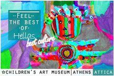 #childrensartmuseum #children #art #plaka #Athens