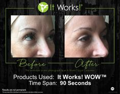 WOW, 90 Seconds #WOW #90Seconds #Eyes