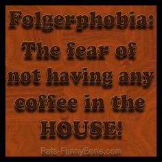 Folgerphobia...
