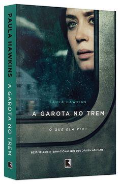 Blog As 1001 Nuccias - coluna Traça Literária da autora e colaboradora Ingrid M. S. - resenha do livro A Garota no Trem, publicado pela Record.