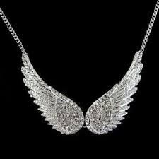 necklace wings