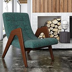Reminiscent Of A Vintage Poolside Chair But Perfect In Your Living Room Or  Office, This