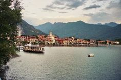 Baveno, Italy.  My grandfather's place of birth.