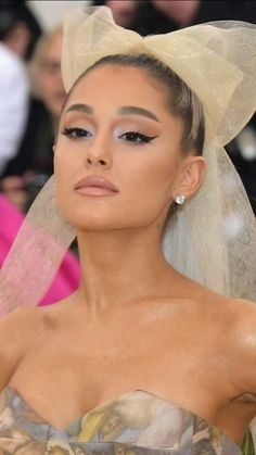 Ariana grande #metgala2018