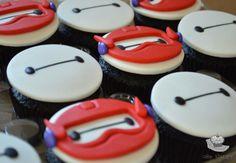 Big Hero Six Cupcakes