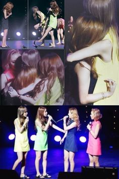 Back in 2015 WheeIn (휘인) injured her ankle during a performance. When she came back on stage, Mamamoo members took off their heels to match her ❤️