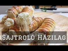 Zseniális Házi Sajtroló Recept! - YouTube